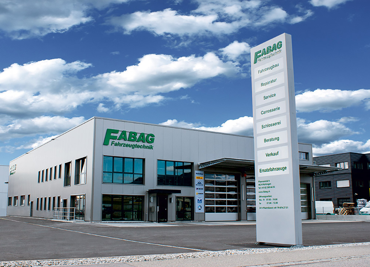 fabag headquarter